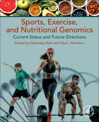 Cover image for Sports, Exercise, and Nutritional Genomics