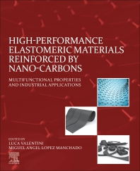 Cover image for High-Performance Elastomeric Materials Reinforced by Nano-Carbons