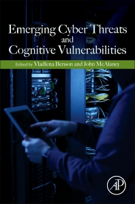 Cover image for Emerging Cyber Threats and Cognitive Vulnerabilities