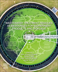 Cover image for Wastewater Treatment Residues as Resources for Biorefinery Products and Biofuels