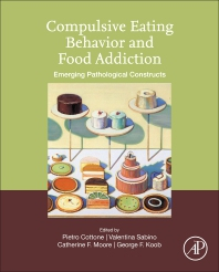 Cover image for Compulsive Eating Behavior and Food Addiction