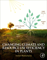 Cover image for Changing Climate and Resource use Efficiency in Plants