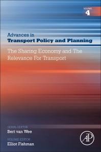 The Sharing Economy and the Relevance for Transport - 1st Edition - ISBN: 9780128162101