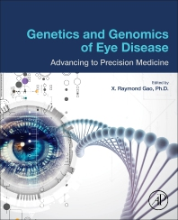 Cover image for Genetics and Genomics of Eye Disease