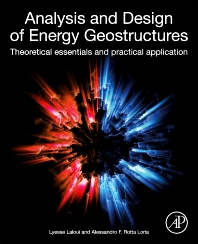 Cover image for Analysis and Design of Energy Geostructures