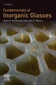 Cover image for Fundamentals of Inorganic Glasses