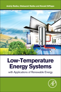 Cover image for Low-Temperature Energy Systems with Applications of Renewable Energy