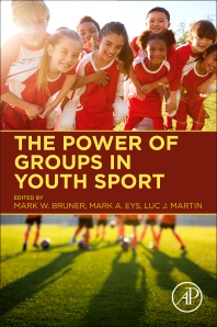 Cover image for The Power of Groups in Youth Sport