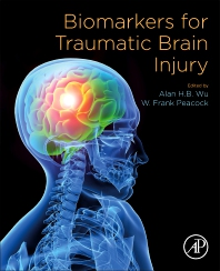 Cover image for Biomarkers for Traumatic Brain Injury