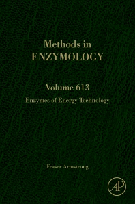 Cover image for Enzymes of Energy Technology