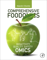 Cover image for Comprehensive Foodomics