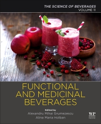 Cover image for Functional and Medicinal Beverages