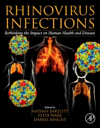 Cover image for Rhinovirus Infections