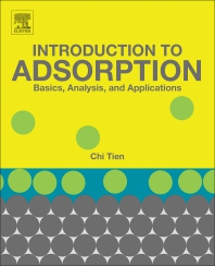 Cover image for Introduction to Adsorption