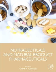 Cover image for Nutraceuticals and Natural Product Pharmaceuticals