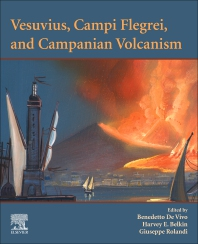 Cover image for Vesuvius, Campi Flegrei, and Campanian Volcanism