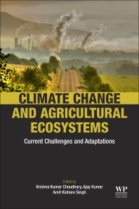 Cover image for Climate Change and Agricultural Ecosystems