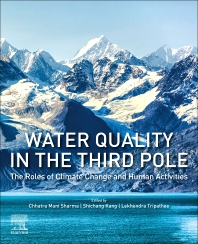 Cover image for Water Quality in the Third Pole