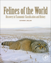 Cover image for Felines of the World
