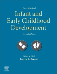 Cover image for Encyclopedia of Infant and Early Childhood Development