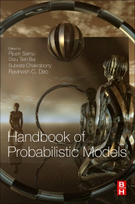 Cover image for Handbook of Probabilistic Models