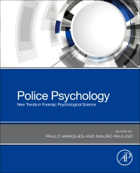 Police Psychology - 1st Edition - ISBN: 9780128165447