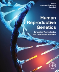 Cover image for Human Reproductive Genetics