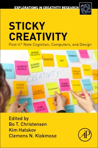 Cover image for Sticky Creativity