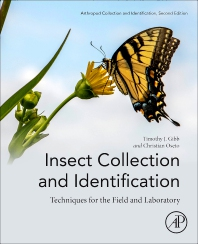 Cover image for Insect Collection and Identification