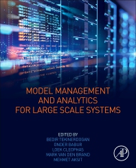Cover image for Model Management and Analytics for Large Scale Systems