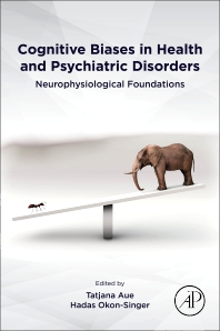 Cover image for Cognitive Biases in Health and Psychiatric Disorders