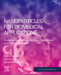 Cover image for Nanoparticles for Biomedical Applications