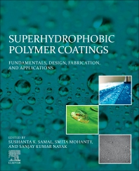 Cover image for Superhydrophobic Polymer Coatings