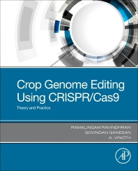 Cover image for Crop Genome Editing Using CRISPR/Cas9