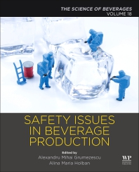 Cover image for Safety Issues in Beverage Production