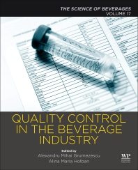 Quality Control in the Beverage Industry - 1st Edition - ISBN: 9780128166819, 9780128166826