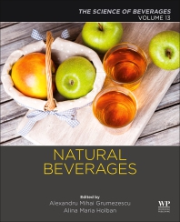 Cover image for Natural Beverages