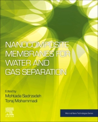 Cover image for Nanocomposite Membranes for Water and Gas Separation