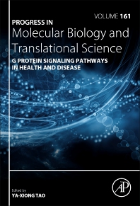 Cover image for G Protein Signaling Pathways in Health and Disease