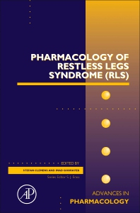 Pharmacology of Restless Legs Syndrome (RLS) - 1st Edition - ISBN: 9780128167588