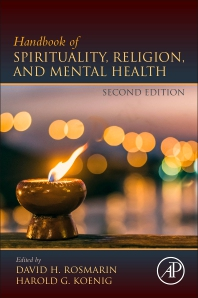 Cover image for Handbook of Religion and Mental Health