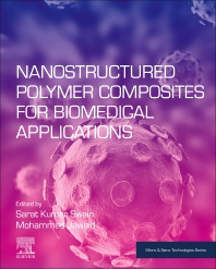 Cover image for Nanostructured Polymer Composites for Biomedical Applications