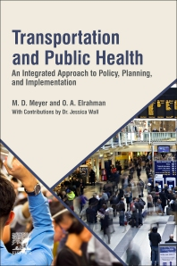 Transportation and Public Health - 1st Edition - ISBN: 9780128167748, 9780128172964