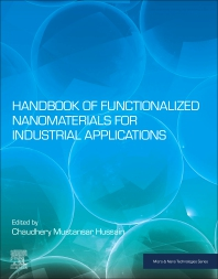 Cover image for Handbook of Functionalized Nanomaterials for Industrial Applications