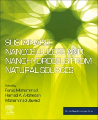 Cover image for Sustainable Nanocellulose and Nanohydrogels from Natural Sources