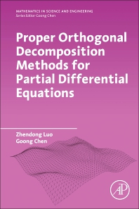 Cover image for Proper Orthogonal Decomposition Methods for Partial Differential Equations