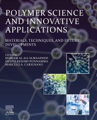 Cover image for Polymer Science and Innovative Applications