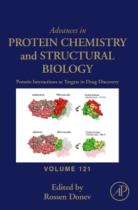 Cover image for Protein Interactions as Targets in Drug Discovery