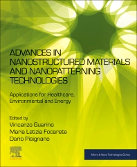 Cover image for Advances in Nanostructured Materials and Nanopatterning Technologies