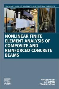 Cover image for Nonlinear Finite Element Analysis of Composite and Reinforced Concrete Beams